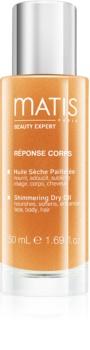 MATIS Paris Réponse Corps trblietavý suchý olej na tvár, telo a vlasy