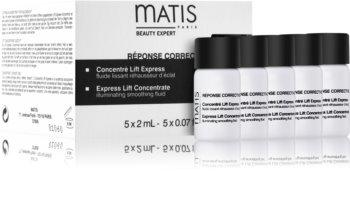 MATIS Paris Réponse Corrective Express Lift Concentrate fluide embellisseur effet lissant