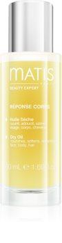 MATIS Paris Réponse Corps Trockenöl für Gesicht, Körper und Haare