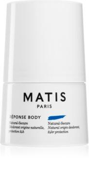 MATIS Paris Réponse Body Natural-Secure deodorant roll-on proti podráždění a svědění pokožky