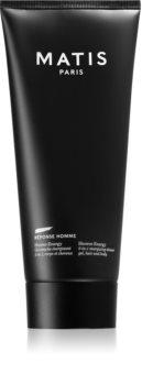 MATIS Paris Réponse Homme Shower-Energy Duschgel & Shampoo 2 in 1 für Herren