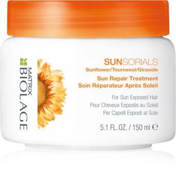 Biolage Essentials SunSorials maseczka  do włosów narażonych na szkodliwe działanie promieni słonecznych