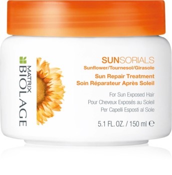 Biolage Essentials SunSorials маска  за изтощена от слънце коса