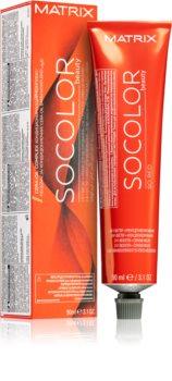 Matrix SoColor Beauty SoRed tartós hajfesték
