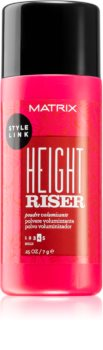 Matrix Style Link Height Riser polvos para el cabello para dar volumen
