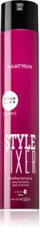 Matrix Style Link Style Fixer spray final fixador para cabelo