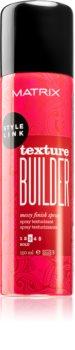 Matrix Style Link Texture Builder spray paral cabello  para un aspecto despeinado