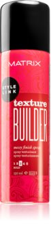 Matrix Style Link Texture Builder spray per capelli per un look spettinato