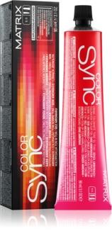 Matrix Color Sync coloração de cabelo sem amoníaco