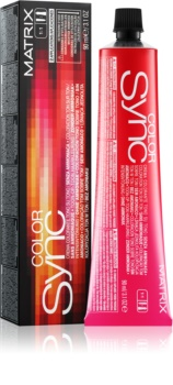 Matrix Color Sync боя за коса без амоняк