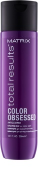 Matrix Total Results Color Obsessed shampoo per capelli tinti