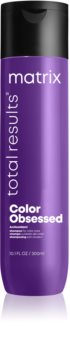 Matrix Total Results Color Obsessed Hiustenpesuaine Värjätyille Hiuksille