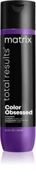 Matrix Total Results Color Obsessed condicionador para cabelo pintado
