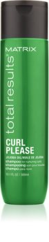 Matrix Total Results Curl Please Shampoo For Wavy Hair