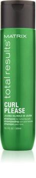 Matrix Total Results Curl Please Shampoo für welliges Haar