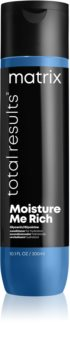 Matrix Total Results Moisture Me Rich Moisturizing Conditioner With Glycerin