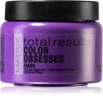 Matrix Total Results Color Obsessed masca pentru păr vopsit
