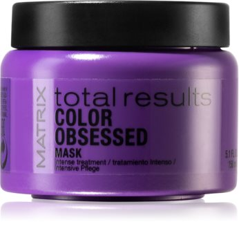 Matrix Total Results Color Obsessed maschera per capelli tinti