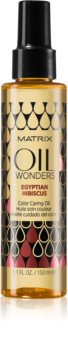 Matrix Oil Wonders Egyptian Hibiscus Hudplejeolie Til farvebeskyttelse