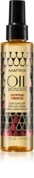 Matrix Oil Wonders Egyptian Hibiscus pflegendes Öl zum Schutz der Farbe