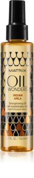 Matrix Oil Wonders Indian Amla Restorative Oil for Shiny and Soft Hair