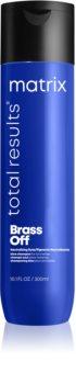 Matrix Total Results Brass Off Shampoo neutralisiert die Messinguntertöne