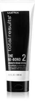 Matrix Total Results The Re-Bond Regenerating Pre-Conditioner for Weak and Damaged Hair