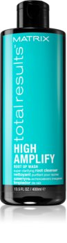 Matrix Total Results High Amplify Deep Cleanse Clarifying Shampoo