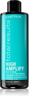 Matrix Total Results High Amplify tiefenreinigendes Shampoo