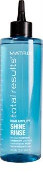 Matrix Total Results High Amplify hidratáló és tápláló ápolás a haj fényességéért