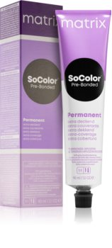 Matrix SoColor Pre-Bonded Extra Coverage tartós hajfesték