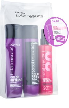 Matrix Total Results Color Obsessed coffret I. para mulheres