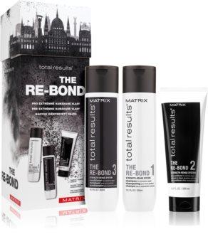 Matrix Total Results The Re-Bond Gift Set I. (For Weak Hair)