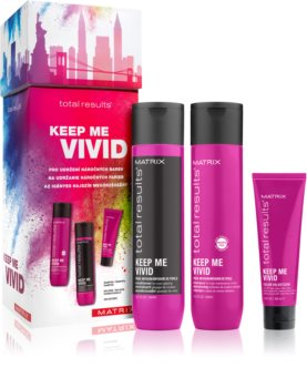 Matrix Total Results Keep Me Vivid Gift Set I. (For Colored Hair)