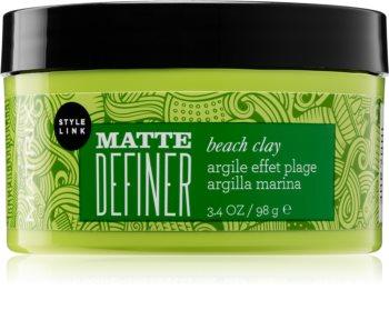Matrix Style Link Matte Definer glinka matująca dla efektu plażowego
