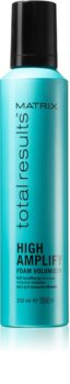 Matrix Total Results High Amplify Styling Mousse with Volume Effect