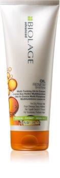 Biolage Advanced Oil Renew bezoplachová vlasová starostlivosť pre suché a poškodené vlasy