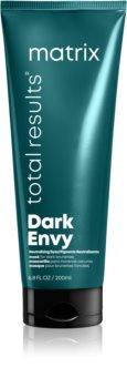 Matrix Total Results Dark Envy маска