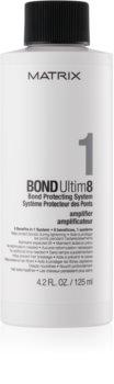 Matrix Bond Ultim8 additivo per prevenire la rottura dei capelli durante la colorazione