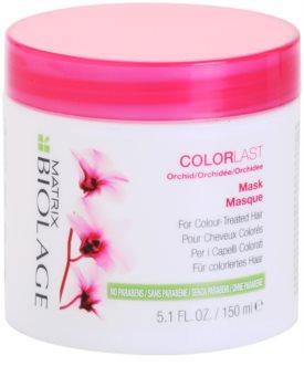 Biolage Essentials ColorLast maseczka  do włosów farbowanych