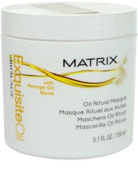 Matrix Biolage Exquisite kuracja do włosów bez parabenów