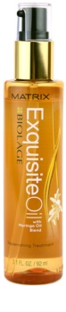 Biolage Advanced ExquisiteOil Replenishing Treatment with Moringa Oil Blend For All Types Of Hair