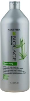 Biolage Advanced FiberStrong acondicionador para cabello frágil