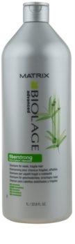 Biolage Advanced FiberStrong shampoo per capelli deboli, stanchi