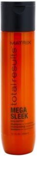 Matrix Total Results Mega Sleek šampon za neposlušnu i anti-frizz kosu