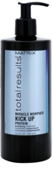 Matrix Total Results Miracle Morpher Kick up proteinová péče pro jemné a poškozené vlasy