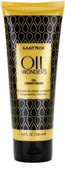 Matrix Oil Wonders Amazonian Murumuru condicionador nutritivo com óleo de argan