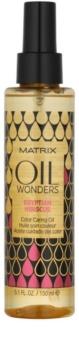 Matrix Oil Wonders Egyptian Hibiscus aceite para el cuidado de la piel para proteger el color