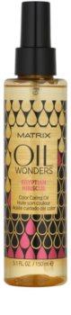 Matrix Oil Wonders Egyptian Hibiscus negovalno olje za zaščito barve