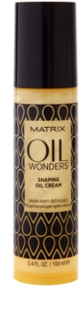 Matrix Oil Wonders aceite-crema moldeadora